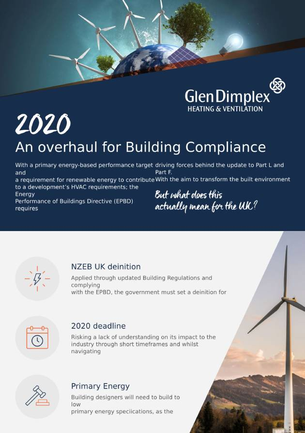an overhaul for building compliance report PDF cover