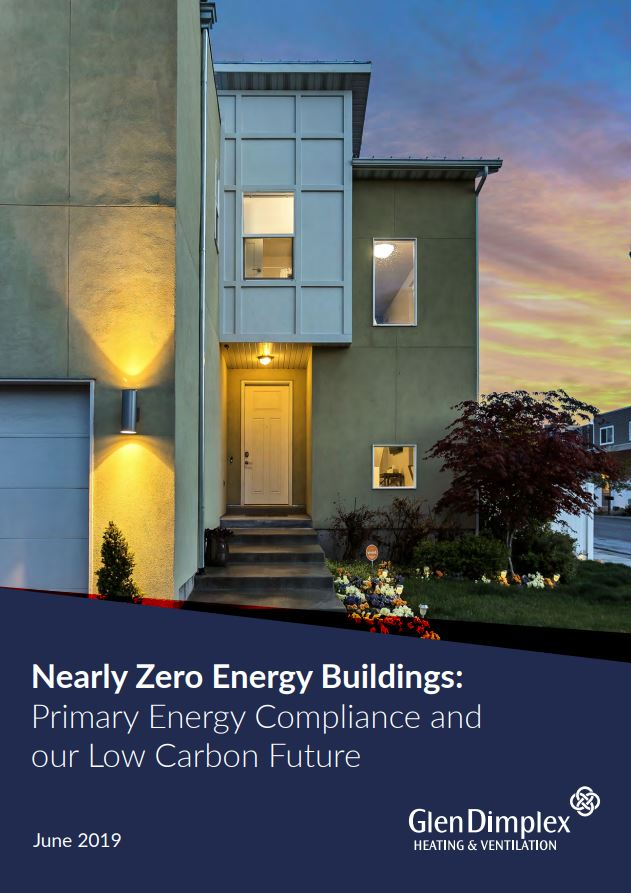 nearly zero energy buildings report PDF cover