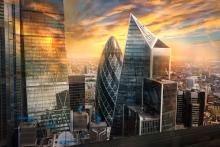 london tall towers